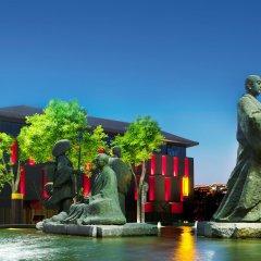Отель The Westin Xian Китай, Сиань - отзывы, цены и фото номеров - забронировать отель The Westin Xian онлайн приотельная территория