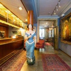 Отель Lady Hamilton - Collector's Hotels Стокгольм интерьер отеля