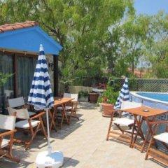 Отель Flesvos Греция, Пефкохори - отзывы, цены и фото номеров - забронировать отель Flesvos онлайн питание фото 2