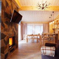 Гостиница Okhta park комната для гостей