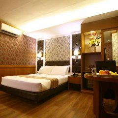 Отель Best Western Hotel La Corona Manila Филиппины, Манила - 2 отзыва об отеле, цены и фото номеров - забронировать отель Best Western Hotel La Corona Manila онлайн сейф в номере