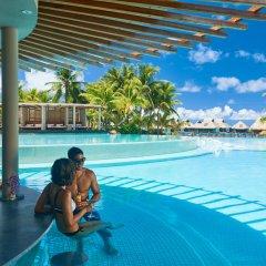 Отель Conrad Bora Bora Nui бассейн фото 2