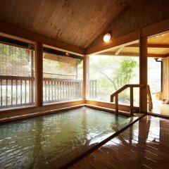 Отель Daimaru Ryokan Минамиогуни бассейн