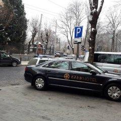 Bank Hotel городской автобус