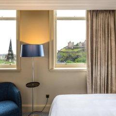 Отель Waldorf Astoria Edinburgh - The Caledonian комната для гостей фото 5