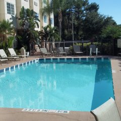 Отель The Floridian Hotel and Suites США, Орландо - отзывы, цены и фото номеров - забронировать отель The Floridian Hotel and Suites онлайн бассейн фото 3