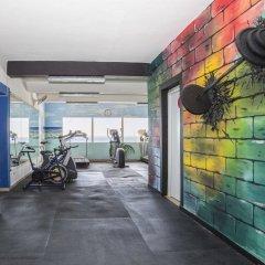 Отель Be Live Experience Hamaca Garden - All Inclusive Бока Чика фитнесс-зал
