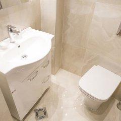 Отель Kalemegdan Сербия, Белград - отзывы, цены и фото номеров - забронировать отель Kalemegdan онлайн ванная фото 3