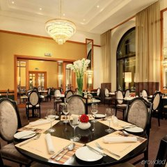 Отель Grand Bohemia Прага питание