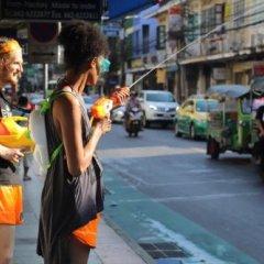 Ama Hostel Бангкок фото 2