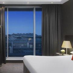 Radisson Blu Hotel, Glasgow 4* Стандартный номер с разными типами кроватей фото 5