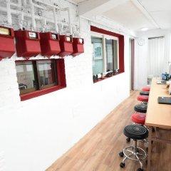 Отель Photo Park Guesthouse Сеул гостиничный бар
