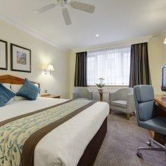 Отель Thistle Barbican Shoreditch комната для гостей фото 4