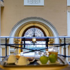 Отель Inn Rome Rooms & Suites питание фото 2