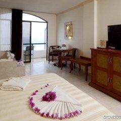 Отель Golden Parnassus Resort & Spa - Все включено комната для гостей фото 2