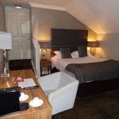 Отель Etrop Grange Манчестер в номере