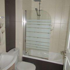 Отель Nota Hotel Apartments Греция, Афины - отзывы, цены и фото номеров - забронировать отель Nota Hotel Apartments онлайн ванная фото 2