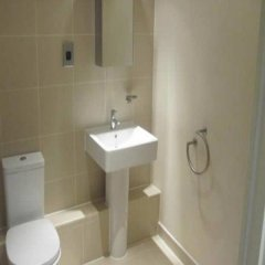 Отель Max Serviced Apartments Glasgow Olympic House Великобритания, Глазго - отзывы, цены и фото номеров - забронировать отель Max Serviced Apartments Glasgow Olympic House онлайн ванная