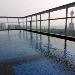 Отель Treetops Condo Паттайя бассейн