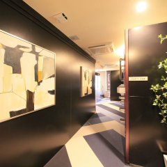 Отель Capsule and Sauna Oriental Япония, Токио - отзывы, цены и фото номеров - забронировать отель Capsule and Sauna Oriental онлайн интерьер отеля фото 2