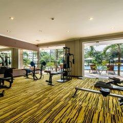 Отель Huong Giang Hotel Resort & Spa Вьетнам, Хюэ - 1 отзыв об отеле, цены и фото номеров - забронировать отель Huong Giang Hotel Resort & Spa онлайн фитнесс-зал