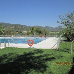 Отель Chozos Rurales de Carrascalejo - Only Adults бассейн фото 2