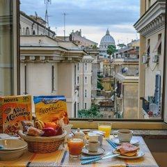 Отель Vatican Mansion B&B балкон