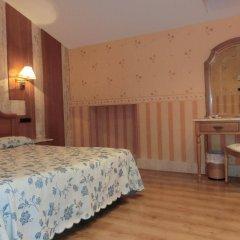 Отель Las Ruedas Испания, Барсена-де-Сисеро - отзывы, цены и фото номеров - забронировать отель Las Ruedas онлайн комната для гостей фото 5