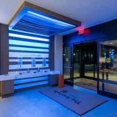Отель Even Brooklyn Нью-Йорк интерьер отеля фото 2