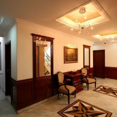 Отель Grand President Индия, Нью-Дели - отзывы, цены и фото номеров - забронировать отель Grand President онлайн интерьер отеля
