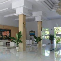 Отель Hai Au Mui Ne Beach Resort & Spa Фантхьет интерьер отеля