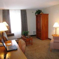 Отель Staybridge Suites Columbus-Airport комната для гостей фото 4