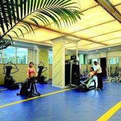 The Pavilion Hotel Shenzhen фитнесс-зал