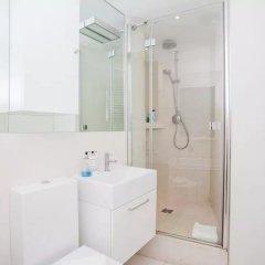 Отель 2 Bedroom Flat in Marylebone With Views Великобритания, Лондон - отзывы, цены и фото номеров - забронировать отель 2 Bedroom Flat in Marylebone With Views онлайн ванная фото 2