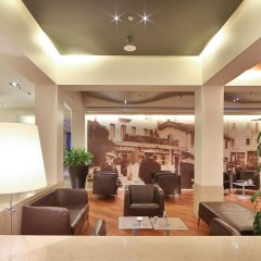 Best Western Plus Hotel Bologna интерьер отеля