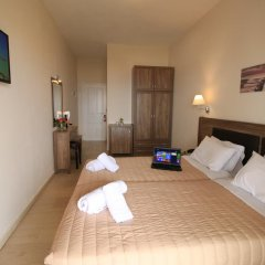 Отель Villa Yannis Греция, Корфу - отзывы, цены и фото номеров - забронировать отель Villa Yannis онлайн комната для гостей фото 3
