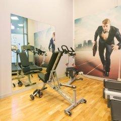 Отель Scandic Byporten Осло фитнесс-зал фото 4