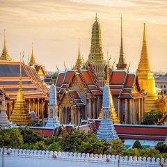 Отель Ekanake Hostel Таиланд, Бангкок - отзывы, цены и фото номеров - забронировать отель Ekanake Hostel онлайн приотельная территория