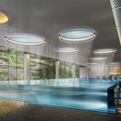 Отель Sheraton Shenzhen Nanshan Шэньчжэнь бассейн
