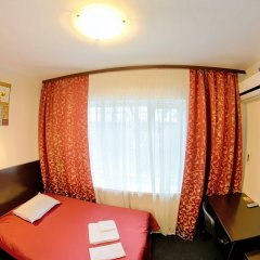 Отель Нивки Киев комната для гостей фото 5