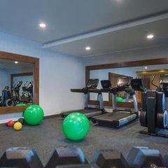 Отель Embassy Suites by Hilton Santo Domingo фитнесс-зал фото 4