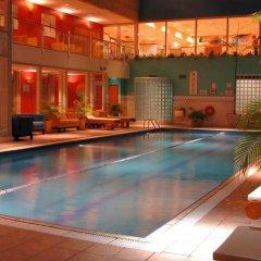 Отель Hilton Sao Paulo Morumbi бассейн фото 2