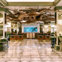 Park MGM Las Vegas Hotel интерьер отеля фото 3