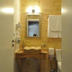 Отель Aparthotel Seasons Болгария, Ардино - отзывы, цены и фото номеров - забронировать отель Aparthotel Seasons онлайн ванная