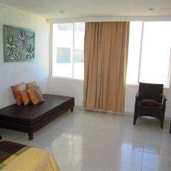 Отель Calypso Beach Колумбия, Сан-Андрес - отзывы, цены и фото номеров - забронировать отель Calypso Beach онлайн комната для гостей фото 2