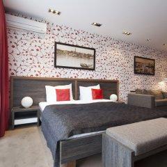 Belgrade Boutique Hotel комната для гостей
