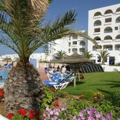 Отель Regency Hotel and Spa Тунис, Монастир - отзывы, цены и фото номеров - забронировать отель Regency Hotel and Spa онлайн бассейн
