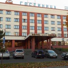 Гостиница Садко в Великом Новгороде - забронировать гостиницу Садко, цены и фото номеров Великий Новгород парковка