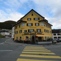 Отель Terminus Швейцария, Самедан - отзывы, цены и фото номеров - забронировать отель Terminus онлайн парковка