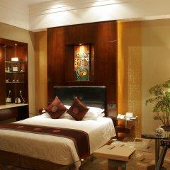 Отель Shenzhen Shanghai Hotel Китай, Шэньчжэнь - 1 отзыв об отеле, цены и фото номеров - забронировать отель Shenzhen Shanghai Hotel онлайн комната для гостей фото 2